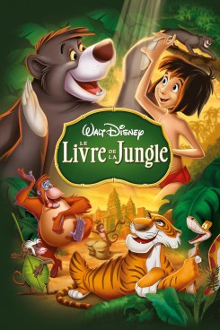 Walt Disney, Le livre de la jungle, 1967