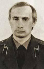 Vladimir Poutine, époque Dresde