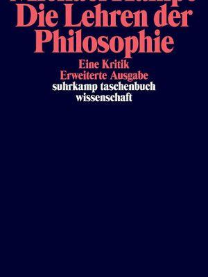 Die Lehren der Philosophie
