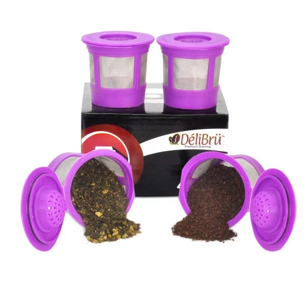 Reusable K Cups for Keurigurig Coffee Makers