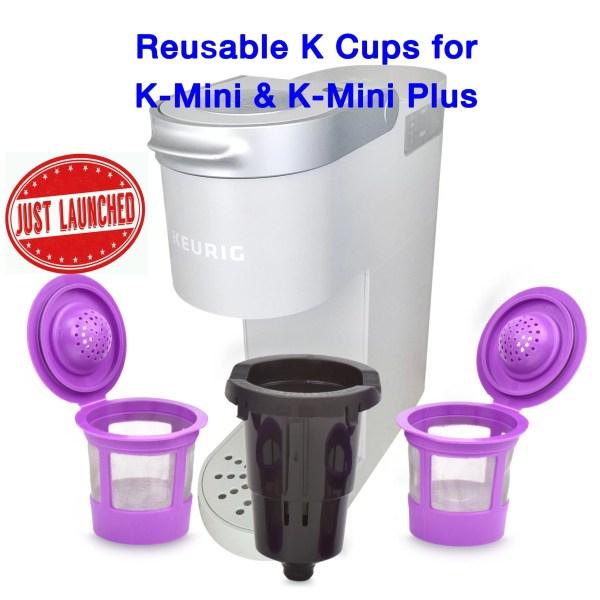 Keurig Mini Reusable K Cups With Adapter Keurig Mini