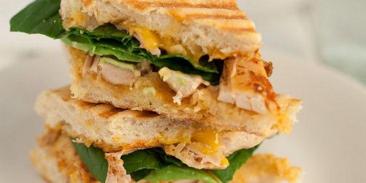 spinach sandwich recipe 2