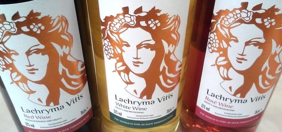 Lachryma Vitis Three