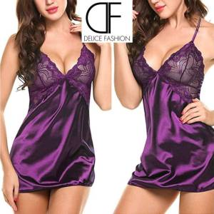 Fashion Sexy Violet
