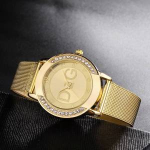 D&G Montre Or