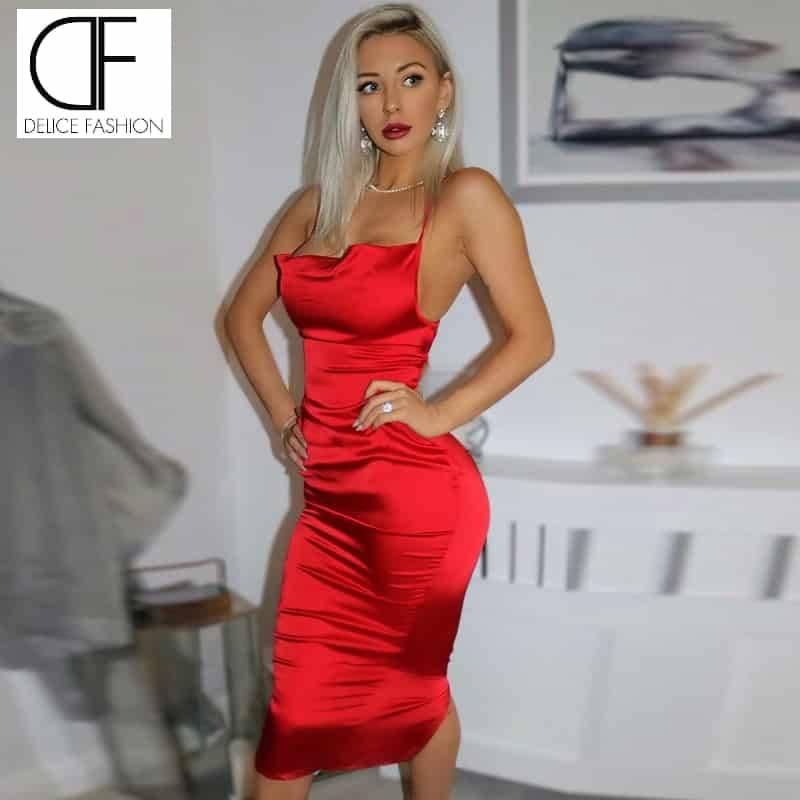 Delice- Robe elegant 42