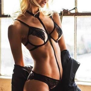 Lingerie Sexy tentation femme soutien gorge culotte