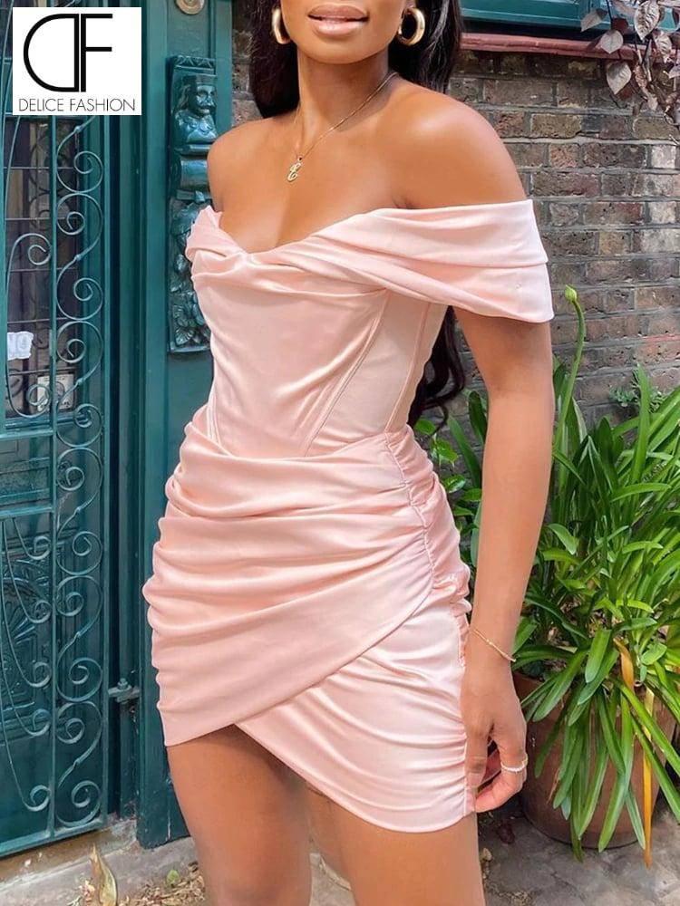 Mini robe Aléa