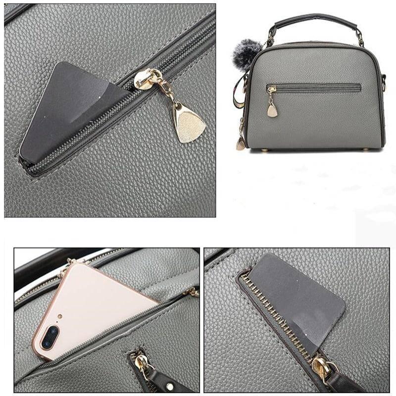 PU Leather Handbag for Women