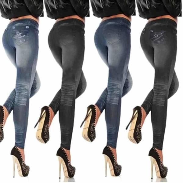 Jeans Leggings Sexy imprimés 6
