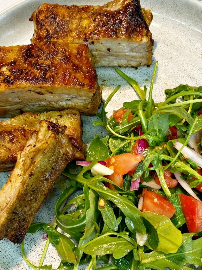 juicy tender pork ribs recipe