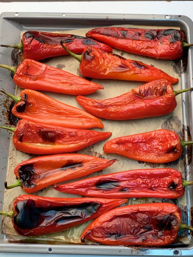 how-to-roast-peppers-recipe