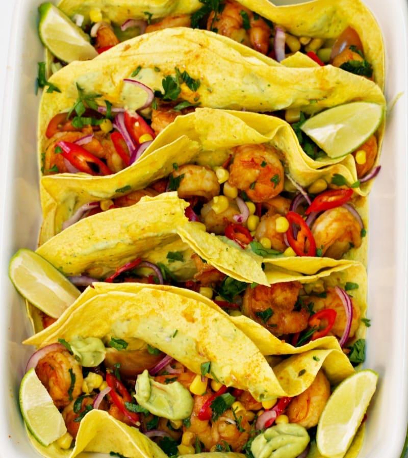 Fantastic Fried Shrimp Tacos