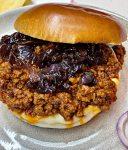 Sloppy joes hamburger