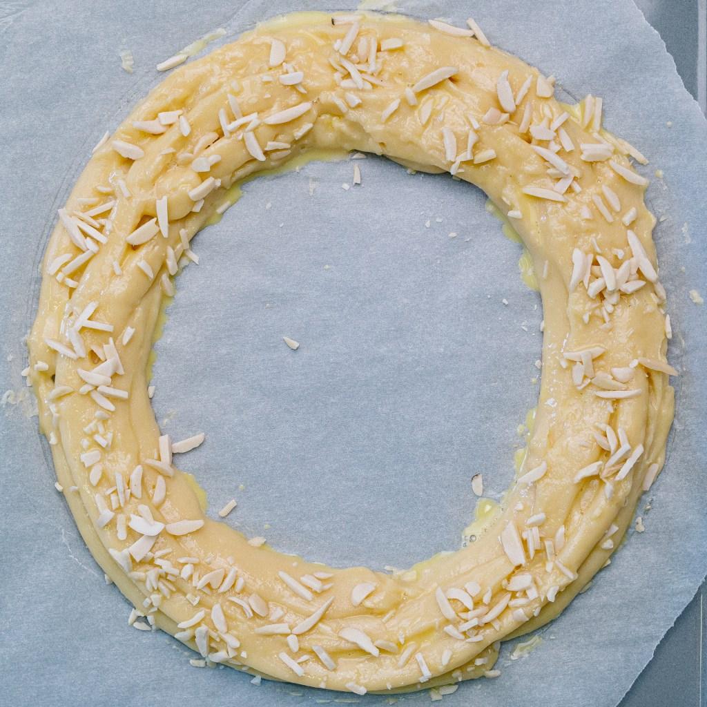 Paris-Brest Choux Pastry