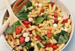 strawberry pasta salad recipe