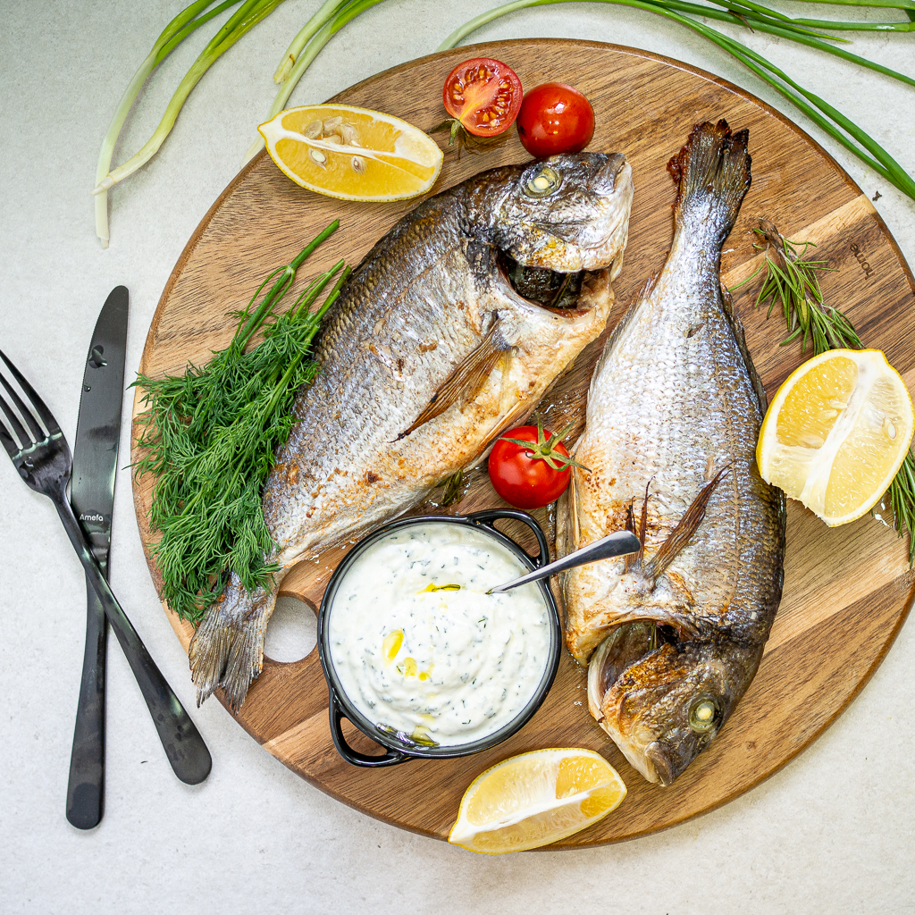 delicious baked fish recipe