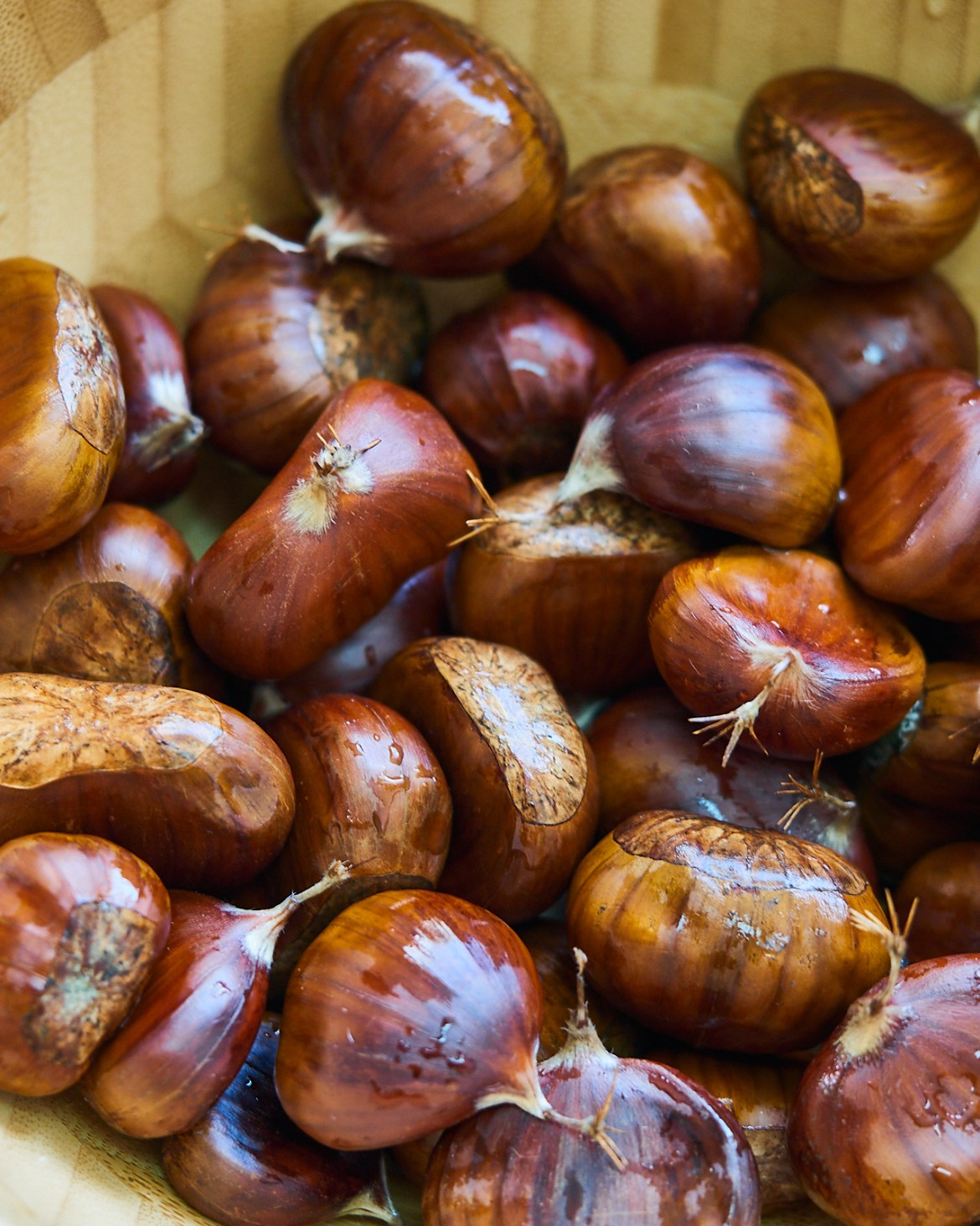 are chestnuts healthy