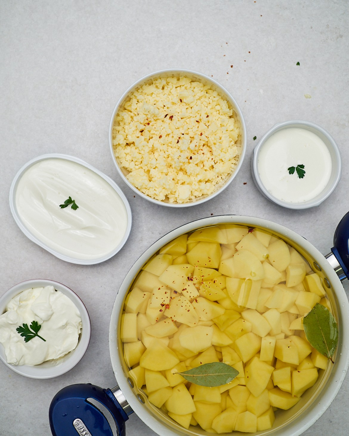 potato casserole ingredients