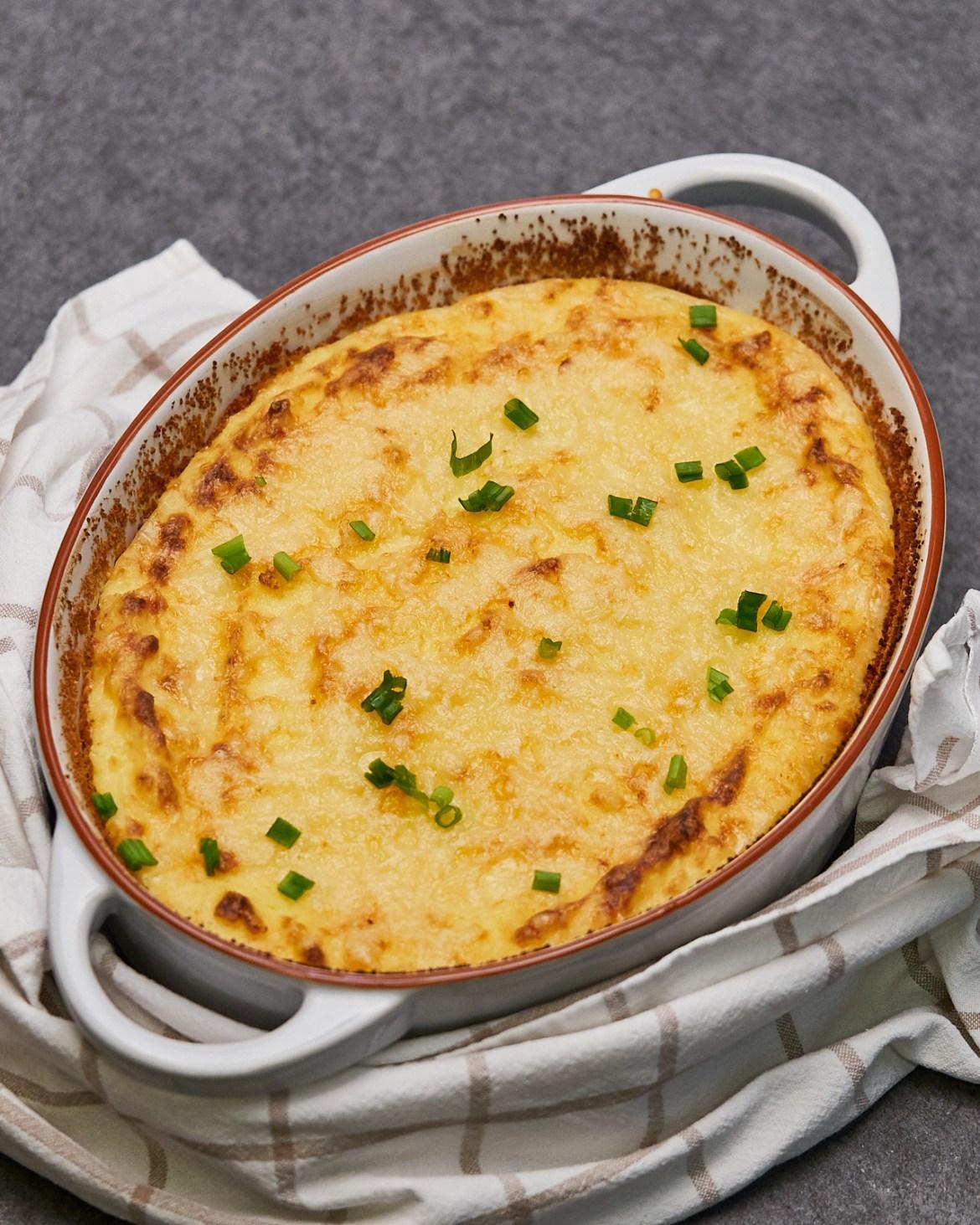 mashed potatoes casserole