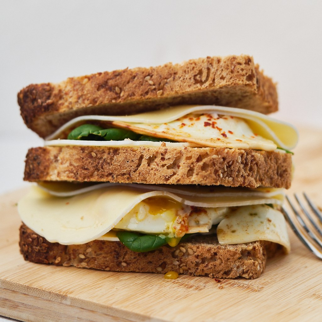 The Best Fried Egg Sandwich Recipe