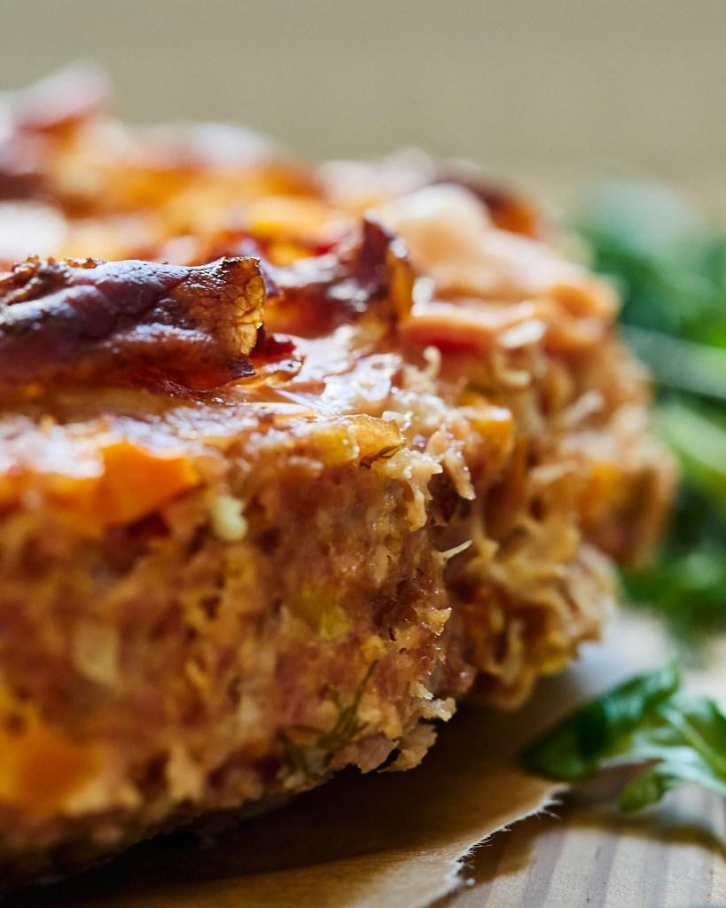 Traditional Ham Loaf