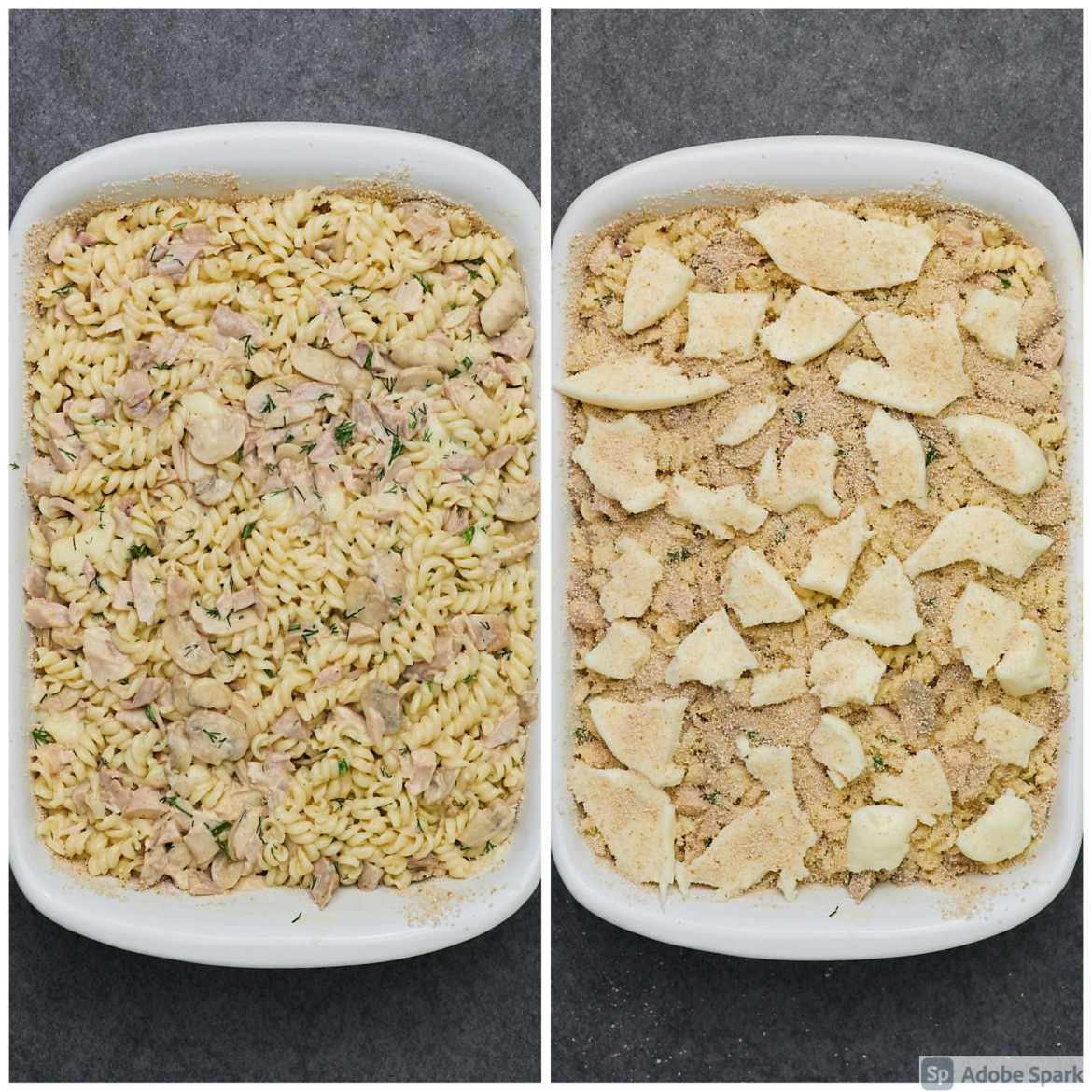 how to make turkey casserole
