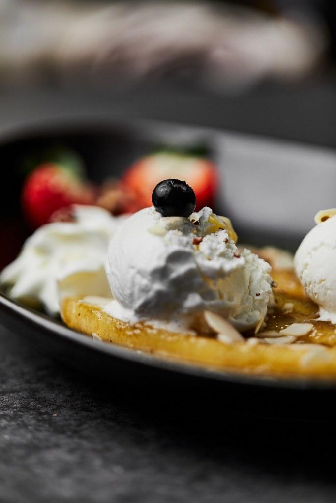 Sweet and Healthy Banana Split Dessert
