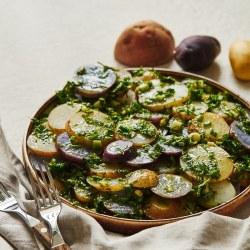 Classic French Potato Salad