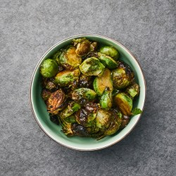 Perfectly Baked Brussel Sprouts