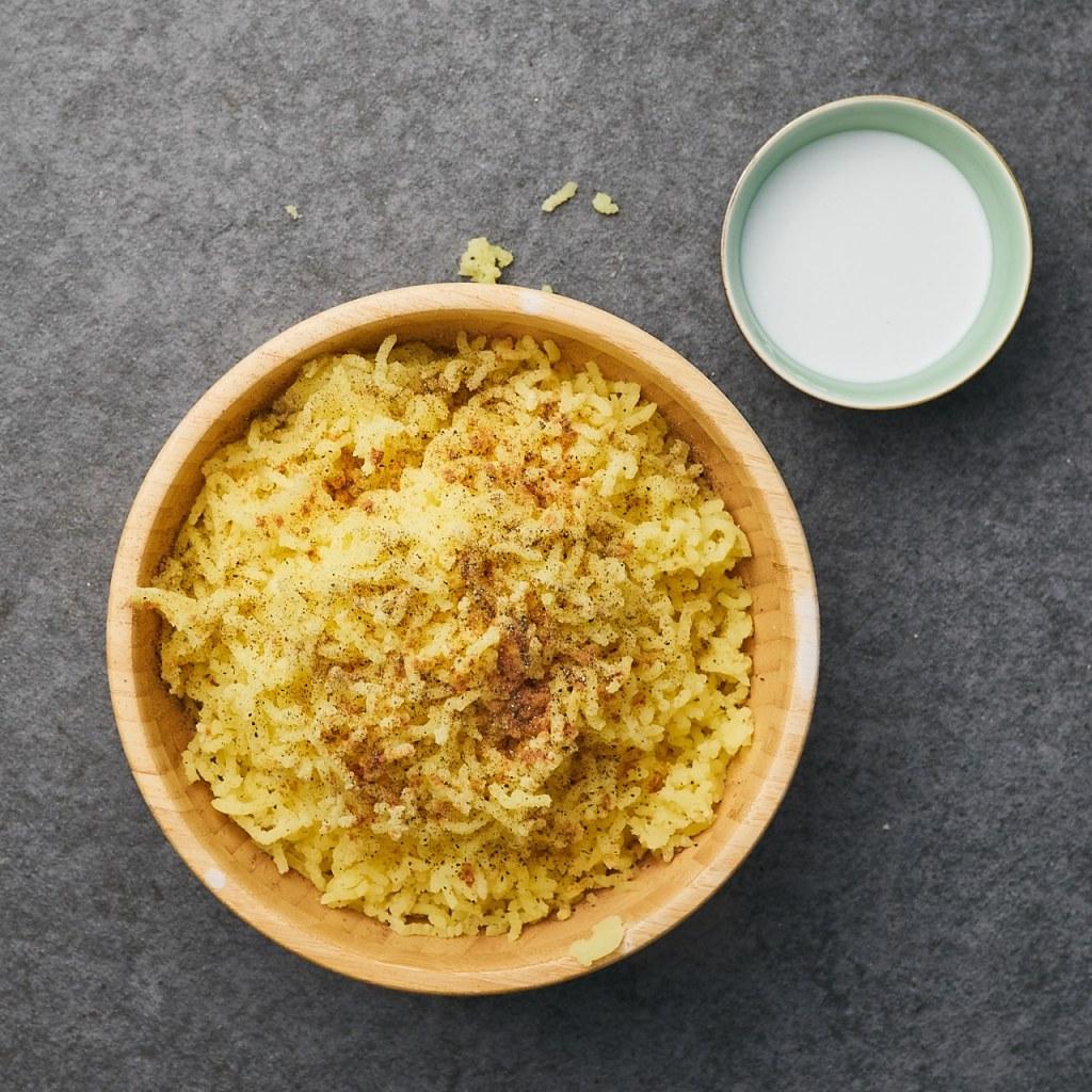 Creamy Vegan Mashed Potatoes