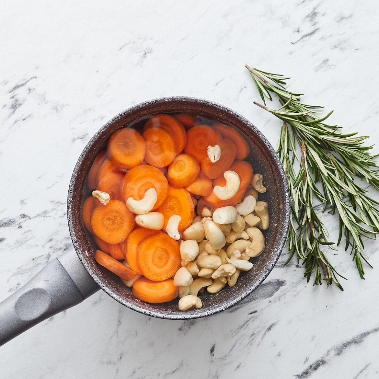 carrot miso sauce