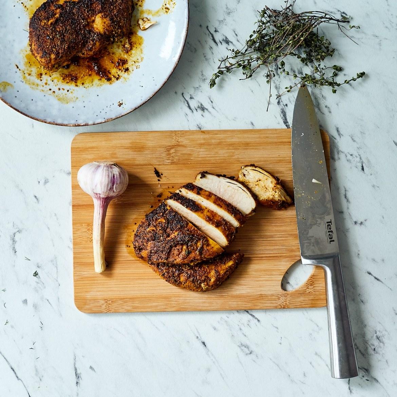 chicken breast for fajitas