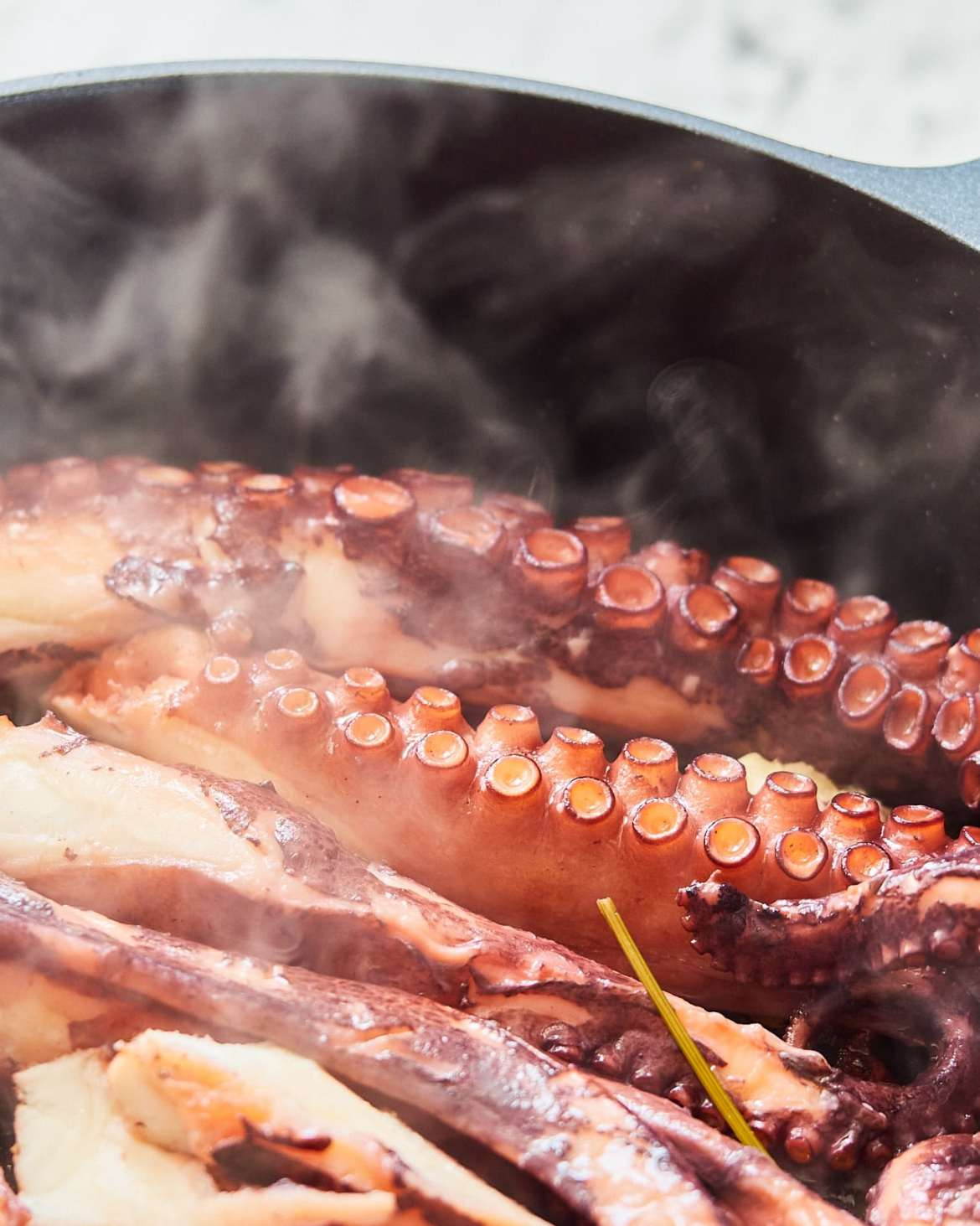 how to fry octopus