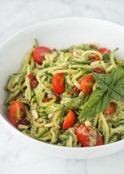 Spaghetti courgettes vite fait bien fait - Flcikr not comm use WillCookForFriends 14548776997_d01a3c3386_z