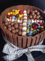 gateau chocolat et bonbons2