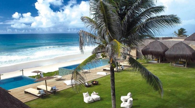5 resorts no Brasil perfeitos para casais: Kenoa, no Alagoas