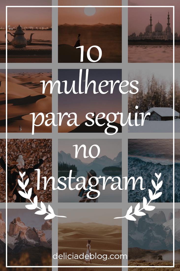 10 fotografas para seguir já no Instagram