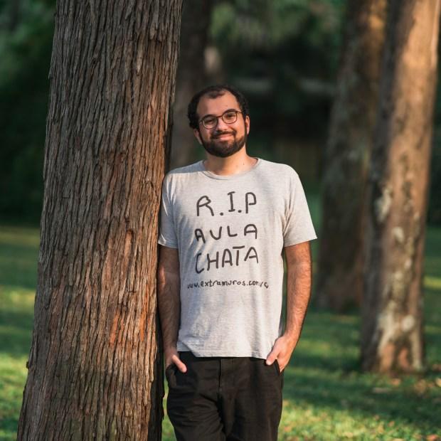 Caio Dib e sua viagem pela educação no Brasil