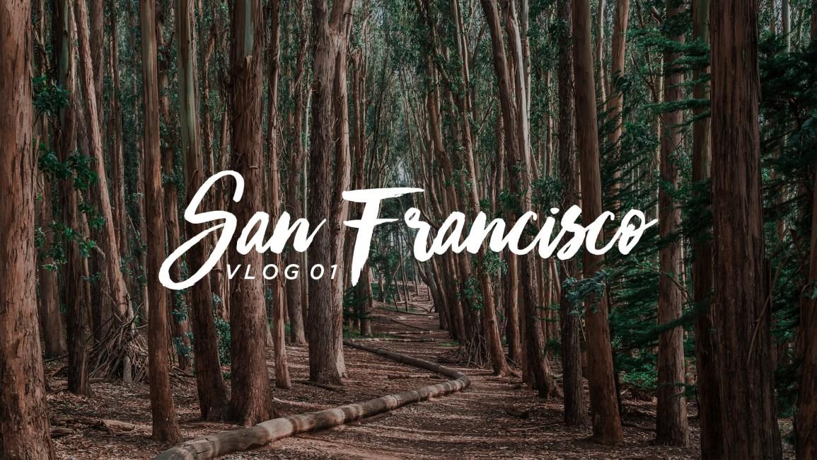 Vlog sobre San Francisco e nossa estreia no Youtube!