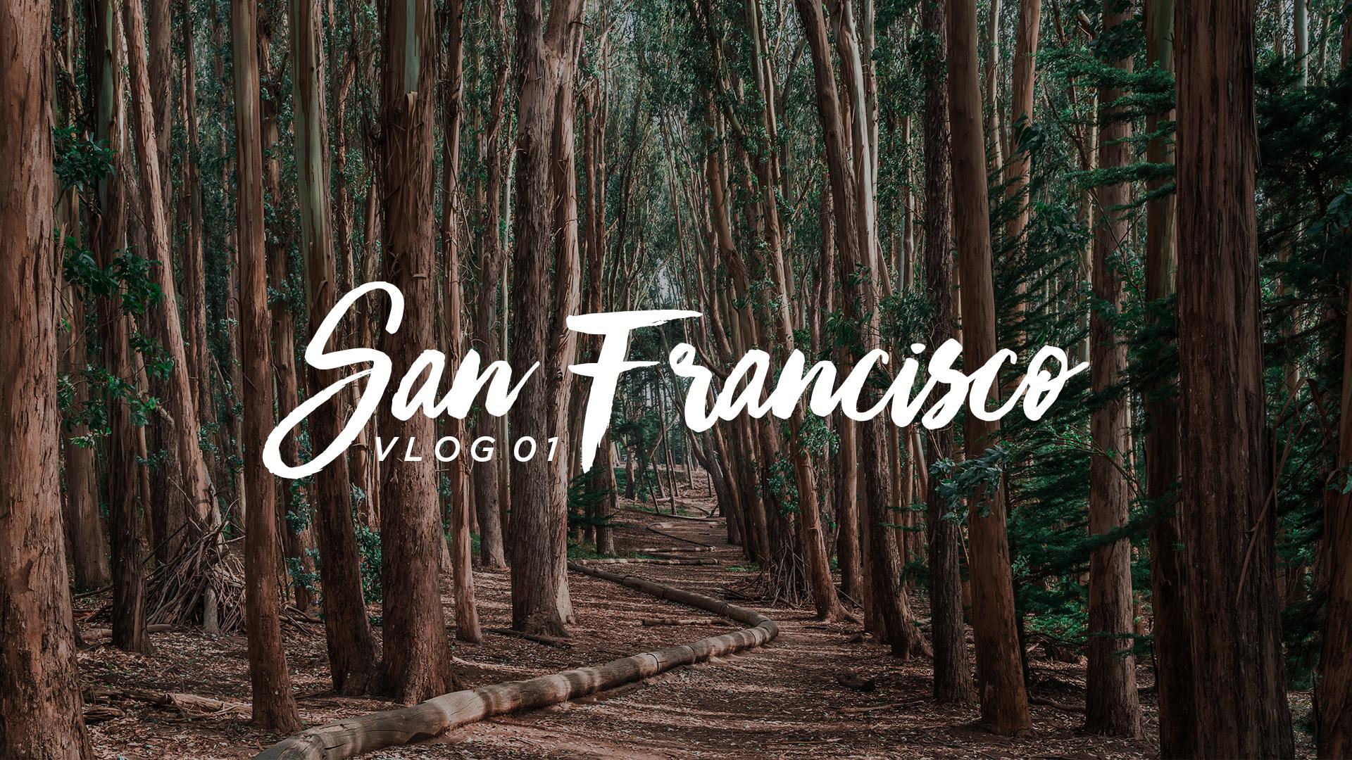Vlog sobre San Francisco no Youtube!