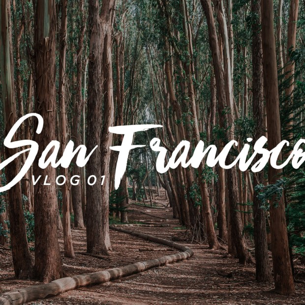 Vlog sobre San Francisco no Youtube!