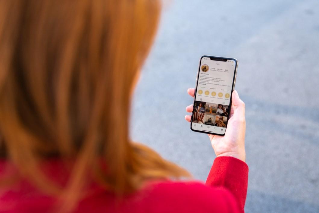 Como migrar de um Instagram pessoal pra um profissional?