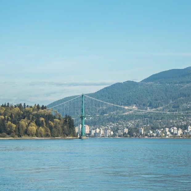 O charme exuberante de Vancouver