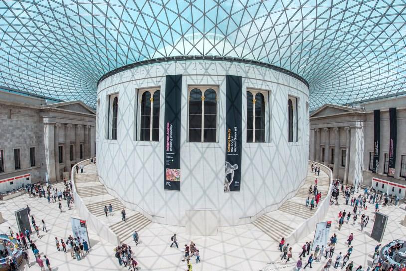 Os melhores museus de Londres: British Museum