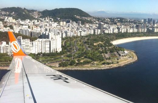 Dossiê da ponte aérea SP-Rio