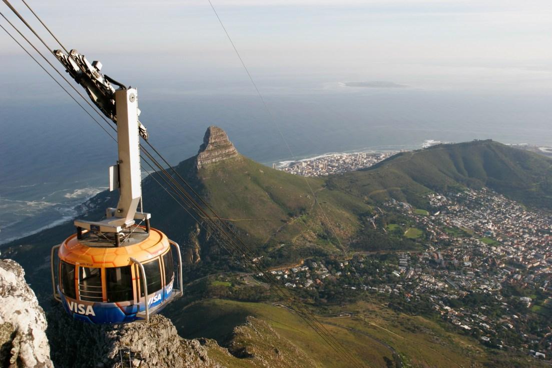Série África do Sul: Cidade do Cabo