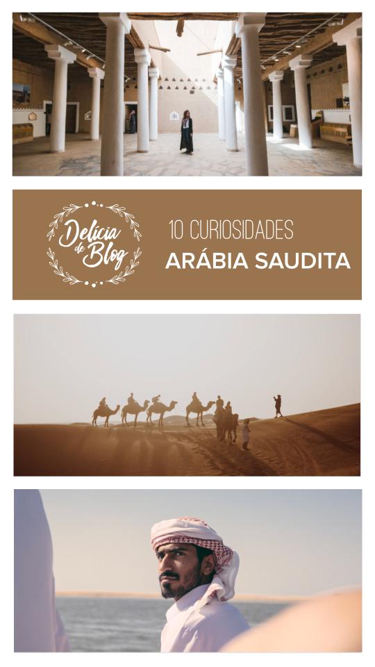 10 curiosidades sobre a Arabia Saudita