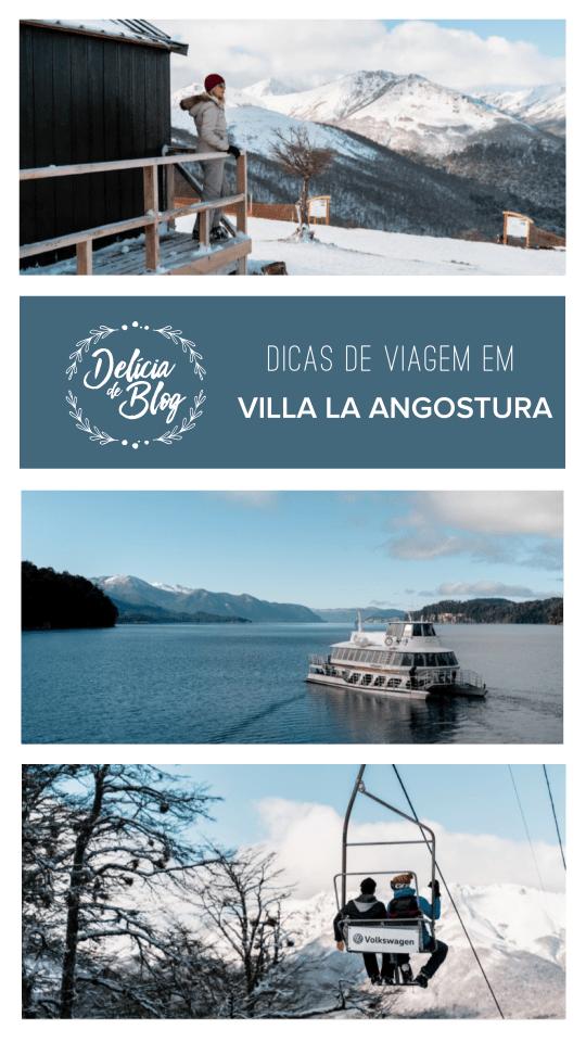 Dicas de viagem em Villa la Angostura, na Patagonia Argentina