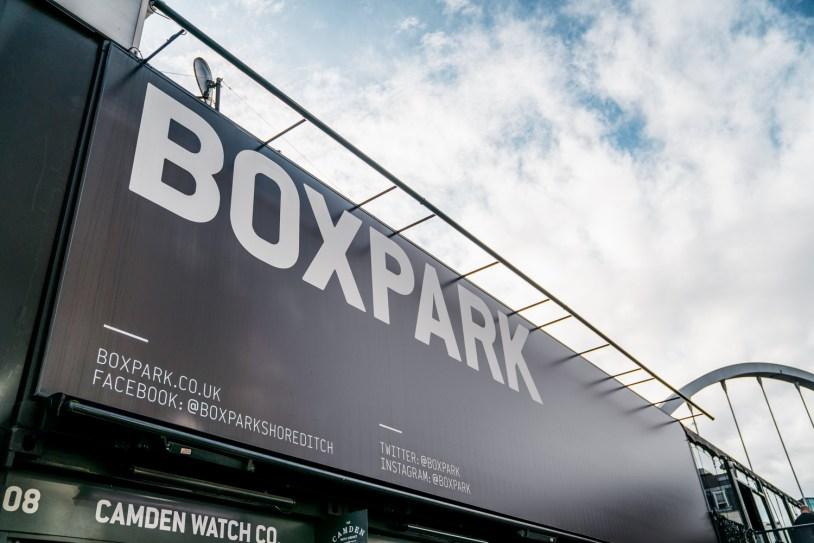 Dicas de viagem em Londres: boxpark, o shopping em containers de Shoreditch
